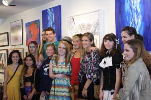 (SDA Student Art Show)