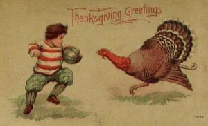 Mustang Musings: Thanksgiving Break