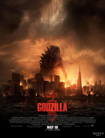 """Godzilla"" a Smash Hit in Theaters"