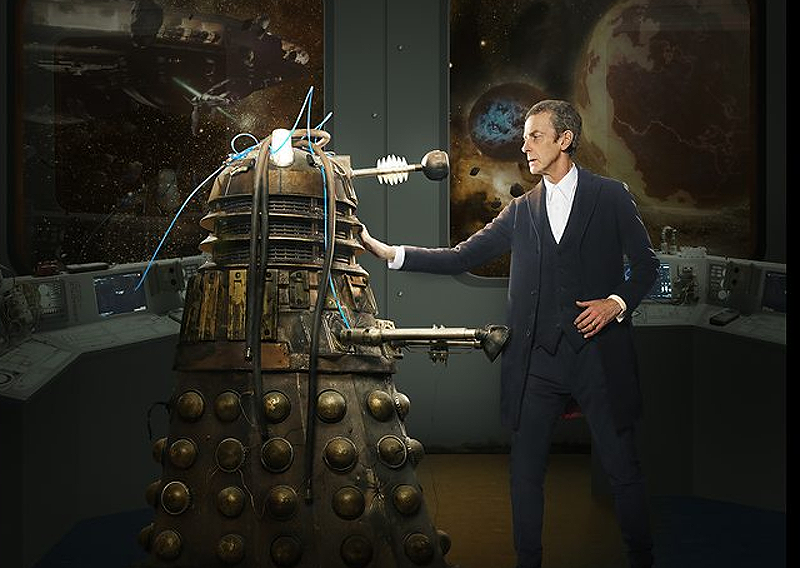 """""""Doctor Who"""" Episode Two Review: """"Into the Dalek"""""""