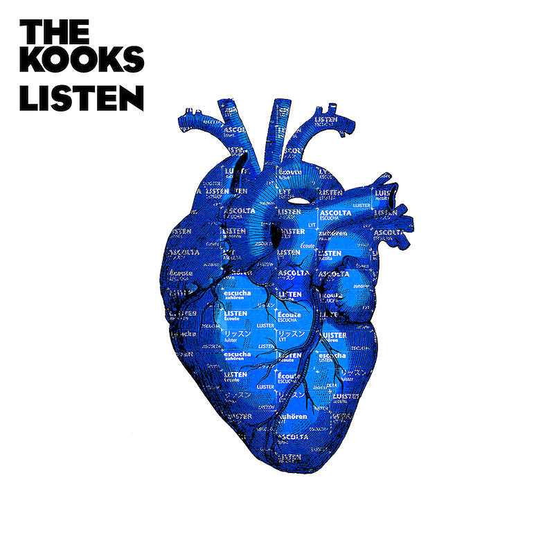 """Listen"" by The Kooks Album Review"