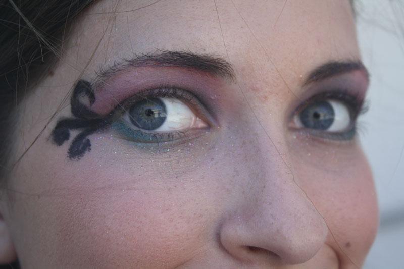 DIY Halloween Makeup Tutorial: Fairy