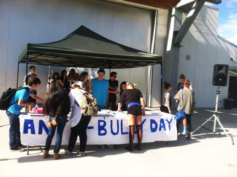 Today at SDA: Blue Ribbon Day