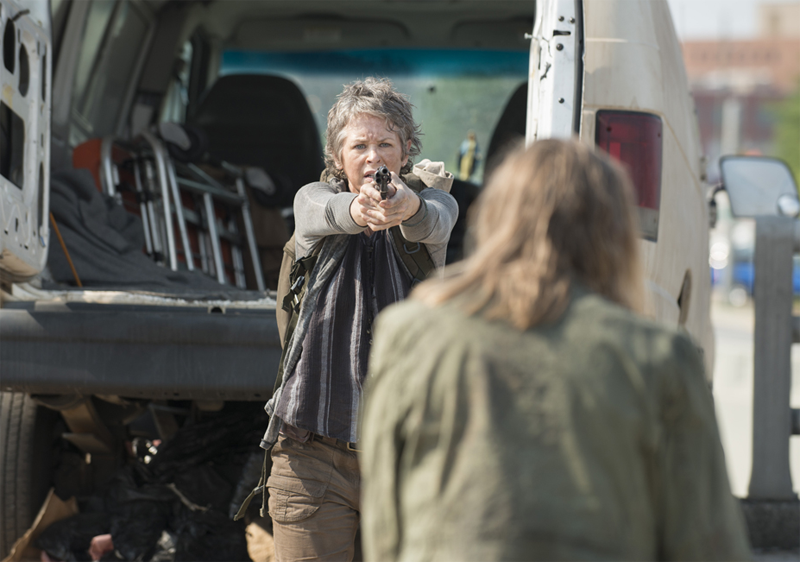 "The Walking Dead:  Episode 506, ""Consumed"""