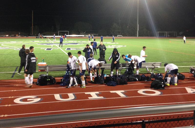 SDA vs CCA Boys Soccer