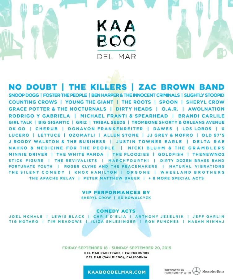 Kaaboo is San Diego's New Coachella