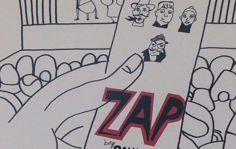 ZAP! There's a New Play at SDA!