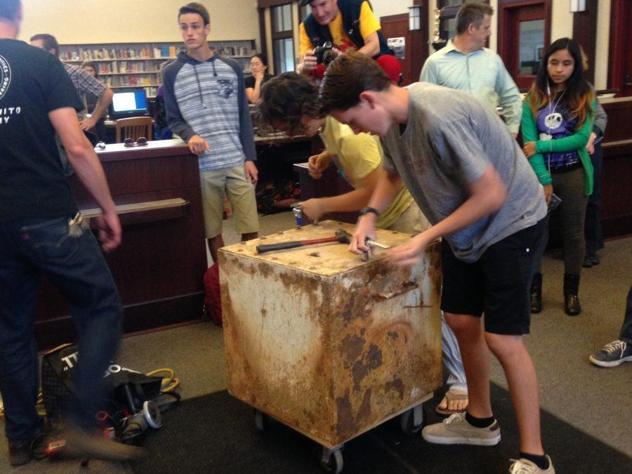 Mystery Time Capsule Finally Opened