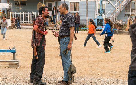 "Fear The Walking Dead:  Episode 211 ""Pablo & Jessica"""
