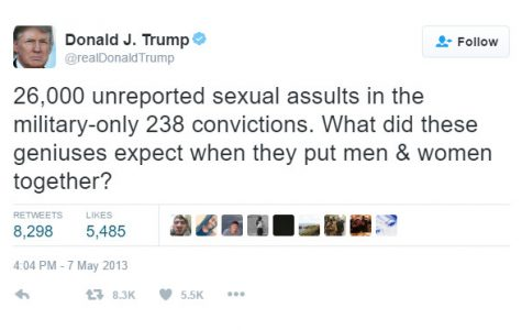Trump's Comments on Sexual Assault Offensive and Unwanted