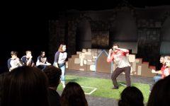 SDA Comedy Sportz Competes Against San Juan Hills