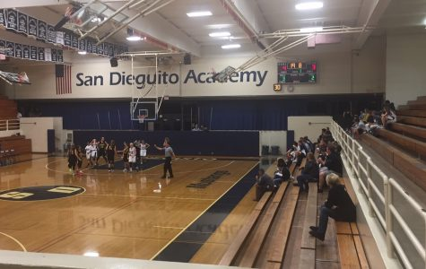 Girls Basketball SDA vs El Capitan
