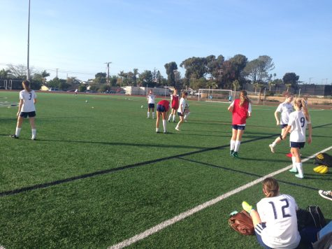 Today at SDA: Girls Soccer Has First Preseason Game
