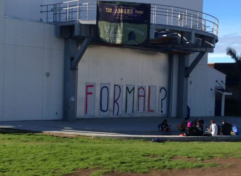 Today at SDA: Winter Formal Announced
