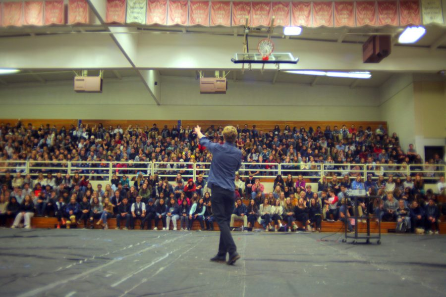 Surprises Arise at the Winter Assembly