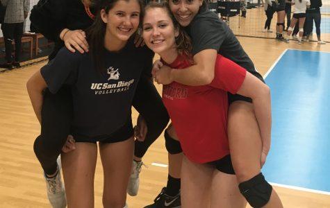 Kiana Kerstetter, Volleyball