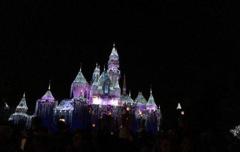 Delia Guizar, Disneyland