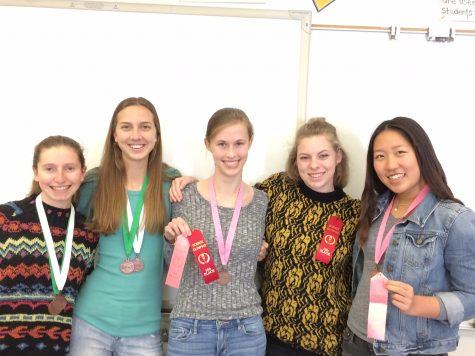 SDA Competes in Science Olympiad
