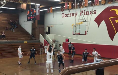SDA Boys Basketball vs Torrey Pines