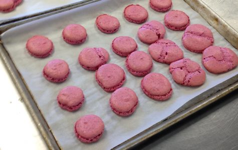 Today at SDA: Macaroons in Culinary Art