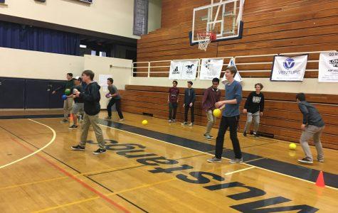 Today at SDA: Dodgeball Tournament Kicks Off