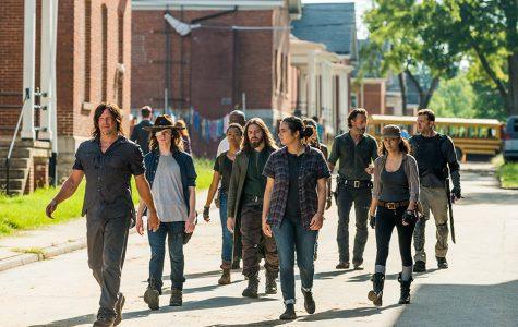 """""""The Walking Dead:"""" Episode 709 """"Rock in the Road"""""""