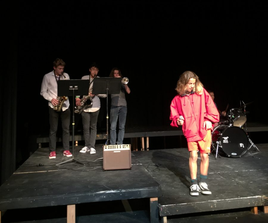 SDA Talent Shines at the Talent Show