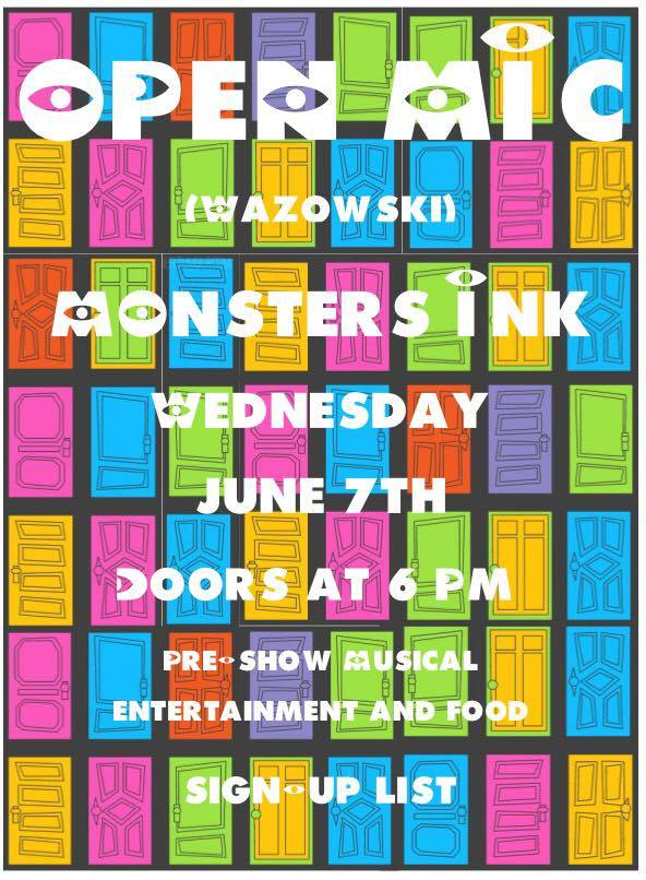 "Preview: Open Mic to Bring ""Monsters Inc."" to SDA"