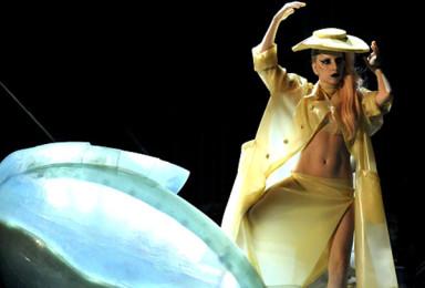 Born This Way- Gaga Strikes Again