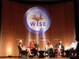 People Sitting in Chairs (Science Seeks Women)