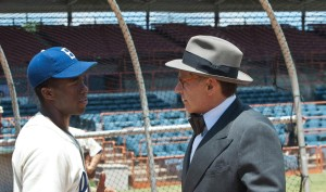 """42"" Tells the Jackie Robinson Story"