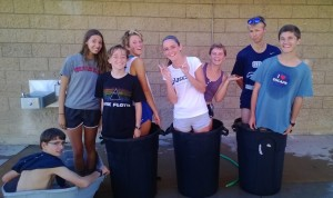 Ice Bath (Today at SDA: Chill Out!)