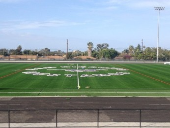 The new track and field approach completion.