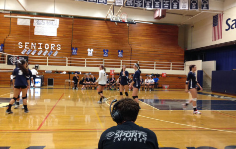 Volleyball CIF Win