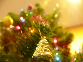 (Change in Holiday Spirit)