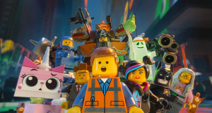 "The Lego Movie (""The Lego Movie"" not Missing any Pieces)"