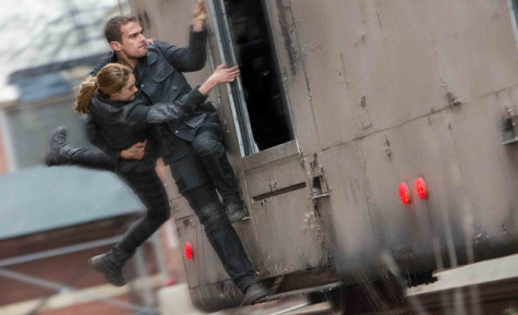 """""""Divergent"""" Diverges From the Usual Turnout"""