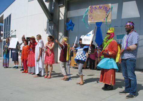 Dress Up Your Homeroom Teacher (9) (Decorate Your Homeroom Teacher Winners Announced)
