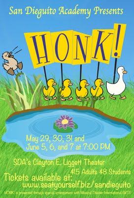 "SDA's ""Honk!"" Spectacular, ""Warts and All."""