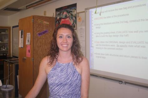 New Teachers on the Block: Katherine Scott
