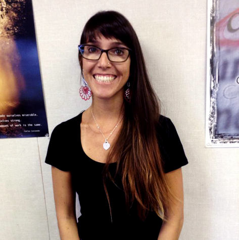 New Teachers on the Block: Ellen diCristina