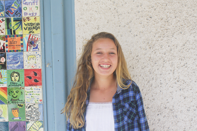 """I'm proud, I didn't expect them to win."" - Sophomore Hope Hajek"