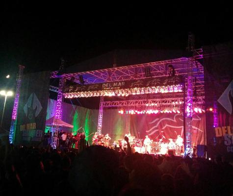 Ziggy Marley welcomed with open arms at Reggae Fest