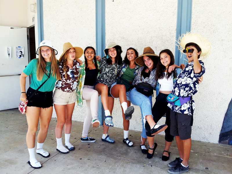Today At Sda Tacky Tourist Tuesday The Mustang