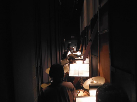 Behind the Scenes: Pit Orchestra