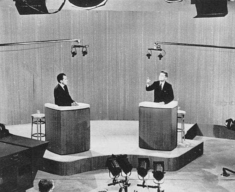 Kennedy_Nixon_debate_New_York_1960