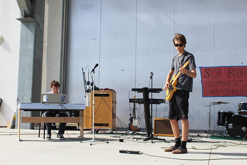 Max Phelger and Chase Heath in The Pet Rocks