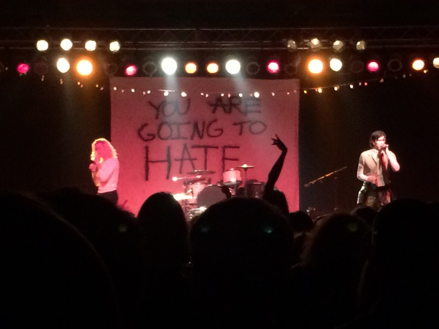 Getting Spooky With The Frights at You Are Going to Hate This