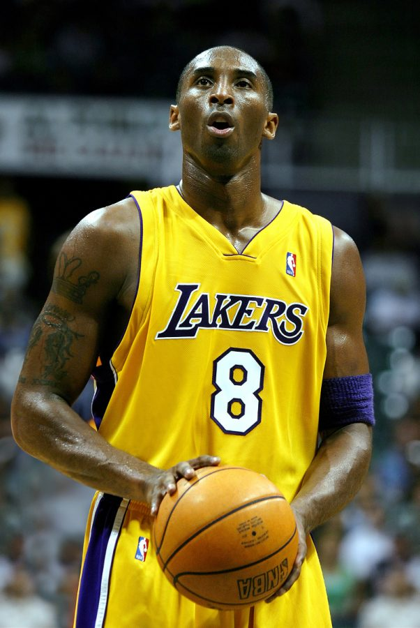 Kobes Last Game
