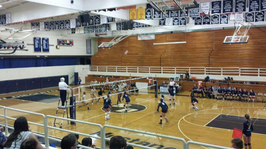 Girls Volleyball: SDA vs Olympian